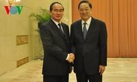 Vietnam und China wollen ihre umfassende Zusammenarbeit verstärken