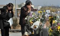 Drei Jahre nach Erdbeben- und Tsunamikatastrophe in Japan