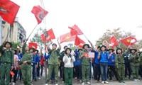 """Campingfest """"Stolz auf den Dien Bien Phu-Sieg"""""""