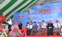 Die erste christliche Berufsschule in der südvietnamesischen Provinz Dong Nai