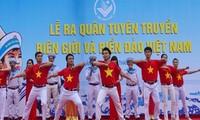 Start der Aufklärung über Grenze, Meer und Inseln Vietnams