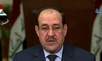 Der irakische Premierminister  ruft Weltgemeinschaft zum Kampf gegen ISIL auf