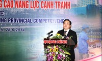 Verbesserung des Investitionsumfelds in Quang Ninh