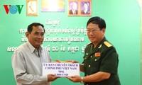 Suche nach sterblichen Überresten gefallener vietnamesischer Soldaten unterstützen