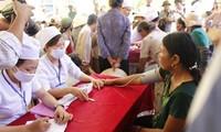 """Umsetzung des Projekts """"Medizinische Entwicklung auf Inseln Vietnams bis 2020"""""""