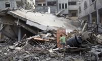Palästina und Israel einigen sich auf fristlosen Waffenstillstand