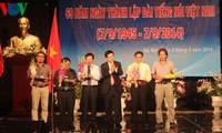 Drei Stile der Journalisten der Stimme Vietnams