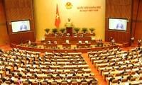 Abgeordnete diskutieren Gesetzesentwürfe