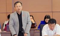 Gesetzesentwurf über Bodenschätze und Umwelt des Meeres und der Inseln