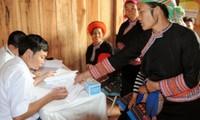 Vietnam erreicht Fortschritte bei Gesundheitspflege für die Bevölkerung