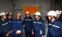 Vize-Premierminister Hai tagt mit Kohle-Konzernen in der Provinz Quang Ninh