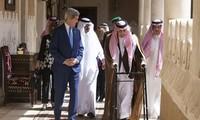 USA beruhigen Verbündeten im Persischen Golf in Bezug auf Iran-Verhandlungen