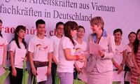 Weitere 250 vietnamesische Krankenpfleger werden in Deutschland arbeiten