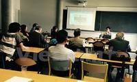 Frankreich: Seminar über das Ostmeer in Universität Paris-Diderot