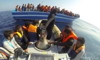 Italien rettet fast 150 Flüchtlinge