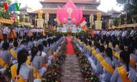 Zahlreiche Provinzen feiern Buddhas Geburtstag