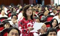 Abgeordnete diskutiert Gesetzesentwurf über Organisation der Provinzbehörden