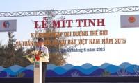 Quang Ngai: Treffen zur Woche des Meeres und der Inseln Vietnams 2015