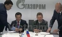 Zusammenarbeit zwischen PetroVietnam und russischen Gaskonzernen
