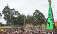 Nguyen Thien Nhan beglückwünscht Gläubige der buddhistischen Sekte Hoa Hao