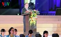 Eröffnung des Meeresfestivals Nha Trang-Khanh Hoa 2015