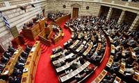 Griechenland: Parlament billigt zweites Gesetzespaket