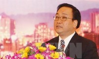 Vize-Premierminister Hoang Trung Hai besucht Mozambik