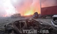 Todeszahl nach Explosionen in Tianjin steigt