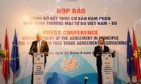 Vietnam wird zu einem internationalen Knotenpunkt für Welthandel