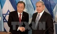 Der UN-Generalsekretär ruft Israel und Palästina zum Beenden der Gewalt auf