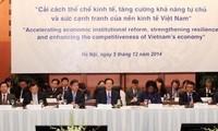 Vietnam bereitet sich auf Entwicklungspartnerschaftsforum 2015 vor