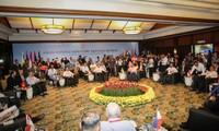 ADMM: Einigkeit auf Lösung der Sicherheitsfragen in der Region und in der Welt