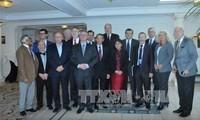 Vorstellung der EP-Vietnam-Abgeordnetengruppe