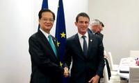 Vietnam und Frankreich streben Reduktion der Treibhausgasemissionen an
