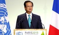 Gemeinsam mit Weltgemeinschaft strebt Vietnam die Anpassung an Klimawandel an