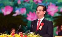 Premierminister Nguyen Tan Dung startet neue patriotische Kampagne