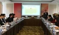 Hanoier Jugendliche veranstalten Seminar mit ASEAN-Gemeinschaft und TPP
