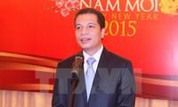 China respektiert die umfassende strategische Partnerschaft mit Vietnam