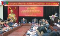 Förderung des Lernens und Arbeitens nach dem Vorbild Ho Chi Minhs