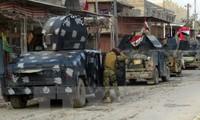 IS verliert schrittweise seine kontrollierten Gebiete in Irak und Syrien