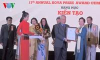 13. Verleihung des KOVA-Preises
