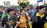 Thailand bringt Gelbhemden wegen Flughafen-Blockade vor Gericht