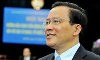 Staatliche Organe: Konferenz zur Empfehlung der Kandidaten für Abgeordnete
