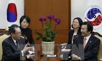 China fordert Südkorea zur Lösung der THAAD-Frage auf