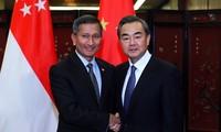 Singapur ruft China zur Zusammenarbeit bei der Erarbeitung des COC auf