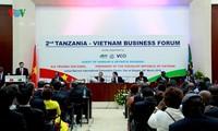 Unternehmen Vietnams und Tansanias verstärken ihre Zusammenarbeit
