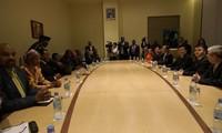 Staatspräsident Truong Tan Sang trifft den tansanischen Vize-Präsidententen