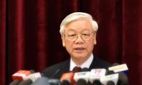 Hohe Posten im Staatsapparat auf der 11. Parlamentssitzung entschieden
