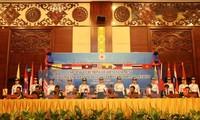 Abschluss des 13. inoffiziellen Treffens der Chefs der ASEAN-Verteidigungskräfte
