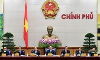 Premierminister Nguyen Tan Dung leitet März-Regierungssitzung